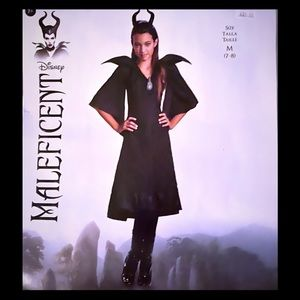 MALEFICENT COSTUME PERFECT CONDITION
